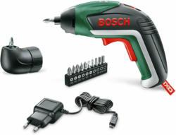 Bosch Akkuschrauber IXO Generation V mit Winkeladapter