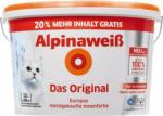OBI Alpinaweiß Wandfarbe Das Original spritzfrei 10 + 2 l - bis 30.04.2021