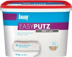 Knauf Easy Putz Schneeweiß Matt Fein 1 mm Körnung 10 kg