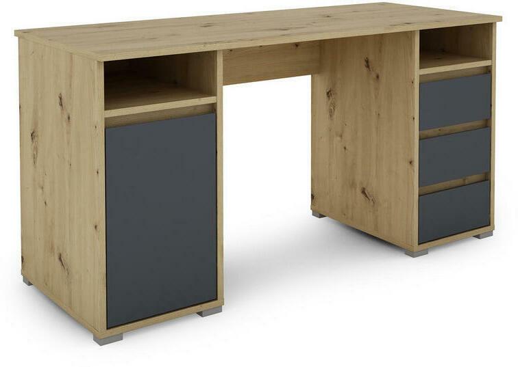 Schreibtisch 55/138/75 cm