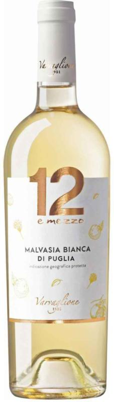 12 e mezzo Malvasia Bianca di Puglia 75 cl - 6 Stück