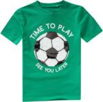 Ernsting's family Jungen T-Shirt mit Wendepailletten (Nur online)