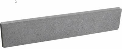 Rasenkantenstein Grau 5 cm x 20 cm x 100 cm