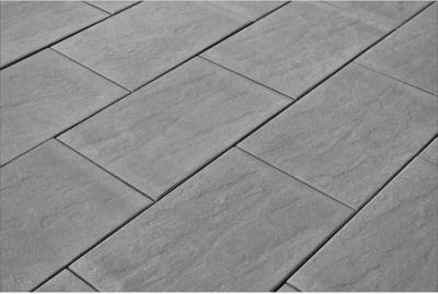 Terrassenplatte Schieferoptik Anthrazit 60 cm x 40 cm x 3,8 cm