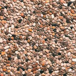 Waschbetonplatte Feinkorn 3,7 cm x 49,7 cm x 49,7 cm Kies