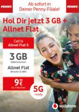 Sicher dir Prepaid von Vodafone!