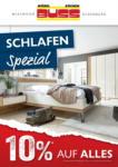 Möbel Buss Einrichtungshaus GmbH & Co. KG Schlafen spezial - bis 23.03.2021