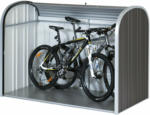 OBI Biohort Garten-Aufbewahrungsbox StoreMax 190 Dunkelgrau-Metallic - bis 16.05.2021