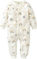Baby Schlafanzug mit Elefanten allover (Nur online)