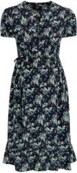 Damen Umstands-Kleid mit Allover-Print