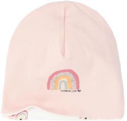 Baby Wendemütze mit Regenbogen-Motiv (Nur online)