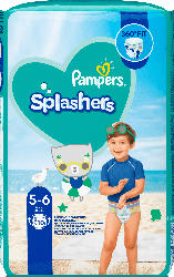 Pampers Schwimmwindeln Splashers, Gr.5-6