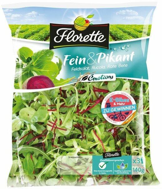 Florette Salatmix Fein & Pikant