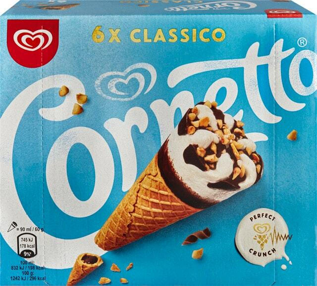 Langnese Cornetto Classico
