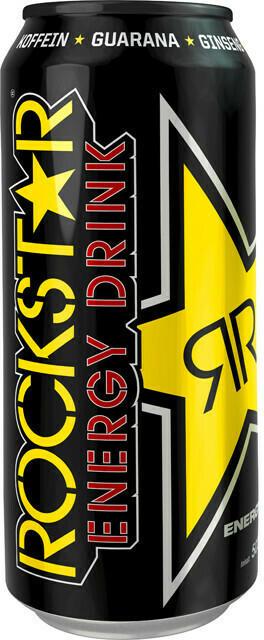 Rockstar Energy-Drink