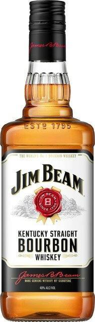 Jim Beam Bourbon-Whiskey