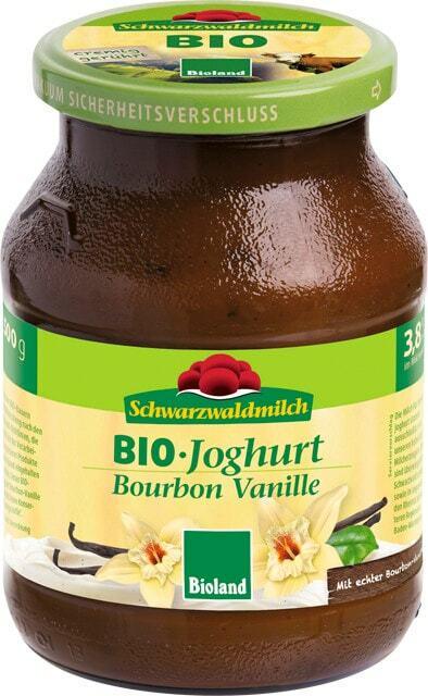 Schwarzwaldmilch Bio Fruchtjoghurt