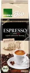 EDEKA Bio Espresso