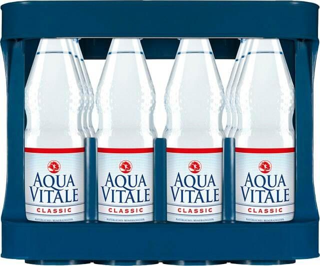 Aqua Vitale Mineralwasser
