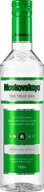 Moskovskaya Premium Vodka