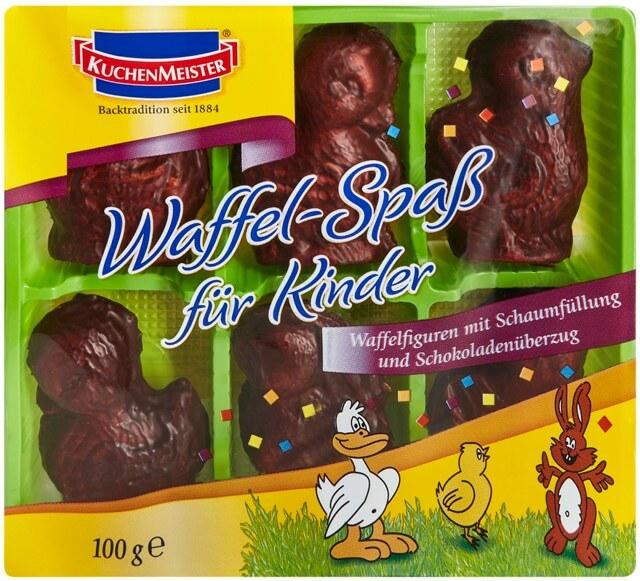 Kuchenmeister Waffel-Spaß für Kinder