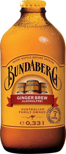 Bundaberg Ginger Brew, Lemon Brew