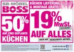 Möbel Boss Große Rabattaktion! - bis 20.03.2021