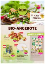 denn's Biomarkt Flugblatt gültig bis 27.3.
