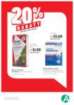 Apotheken Drogerien Dr. Bähler 20% Rabatt - al 25.04.2021