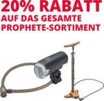 A.T.U Auto-Teile-Unger GmbH & Co KG -20% auf das gesamte Prophete-Sortiment - bis 31.03.2021