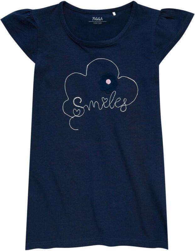 Mädchen T-Shirt mit Stickerei (Nur online)