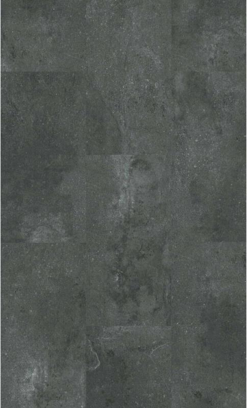 Click-Vinylboden Fliese Bergamo Naturstein mit integriertem Trittschall