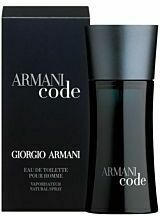 Armani Code homme Eau de toilette 50 mL