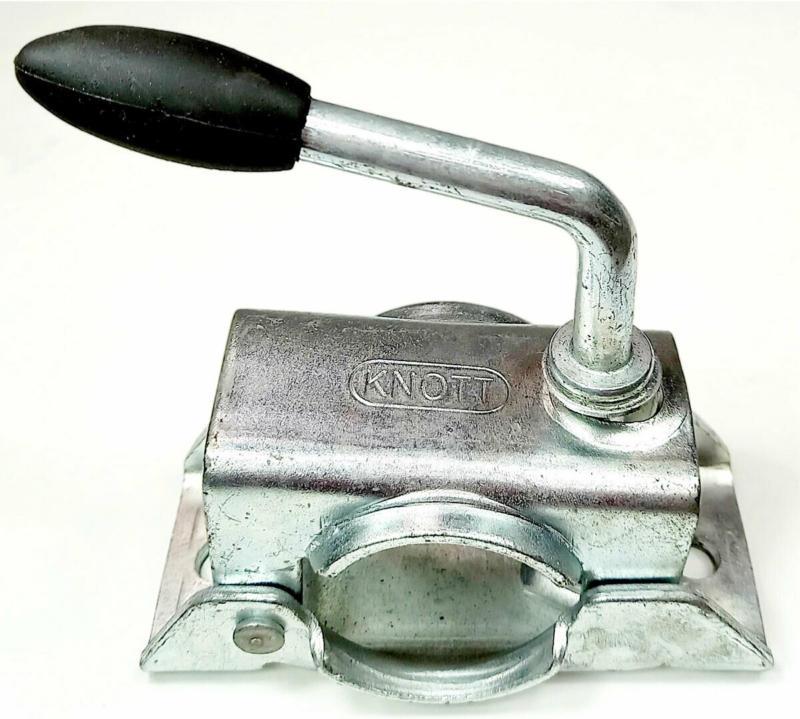 Anhänger-Stützradhalter, silber, 5,5x14x13 cm