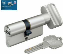 """Profil-Knaufzylinder """"V55"""", K35x30mm, ohne Not- & Gefahrenfunktion, Gleichschließung Nr.20"""
