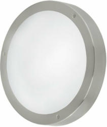 """LED Außen-Wand-/Deckenleuchte """"Vento 1"""", Ø28,5x8 cm"""