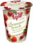 BILLA Ja! Natürlich Preiselbeere-Himbeere Fruchtjoghurt