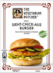 The Vegetarian Butcher Veganer Burger