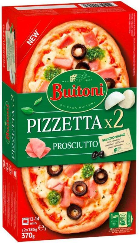 Buitoni Pizzetta Prosciutto