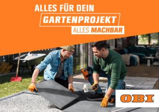 OBI: Alles für dein Gartenprojekt