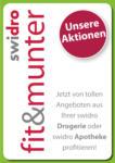 Wildstrubel-Drogerie swidro Aktionen - bis 08.05.2021