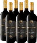 Denner Epicuro Oro Merlot/Primitivo Puglia IGP, 2020, les Pouilles, Italie, 6 x 75 cl - au 02.08.2021