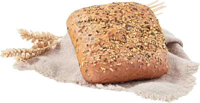 Petit pain aux graines de courge IP-SUISSE, 1 pièce, 80 g