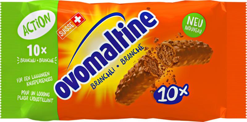 Wander Ovomaltine Branchli, 10 x 22 g