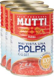 Pulpe de tomates Mutti , 3 x 400 g