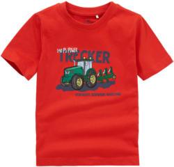 Jungen T-Shirt mit Trecker-Stickerei (Nur online)