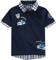 Jungen Poloshirt mit Polizei-Motiv (Nur online)