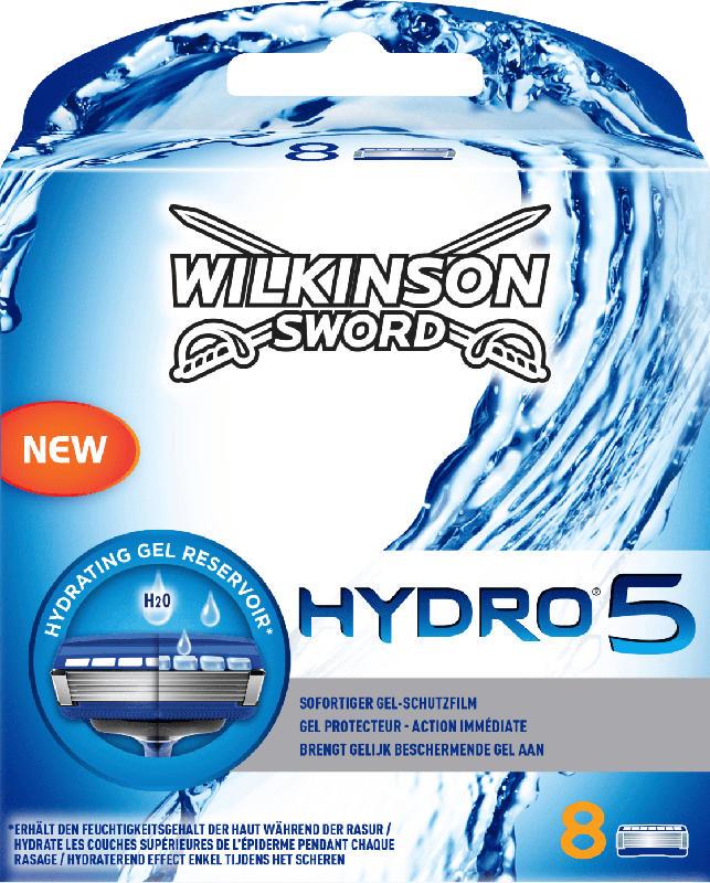 Wilkinson Hydro 5 Klingen