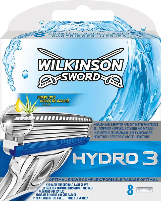 Wilkinson Hydro 3 Rasierklingen