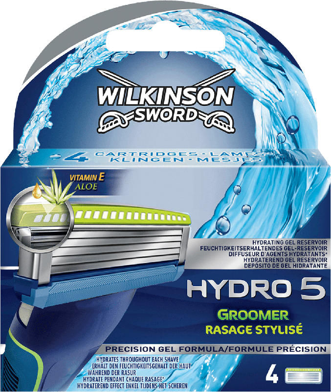 Wilkinson Hydro 5 Rasierklingen